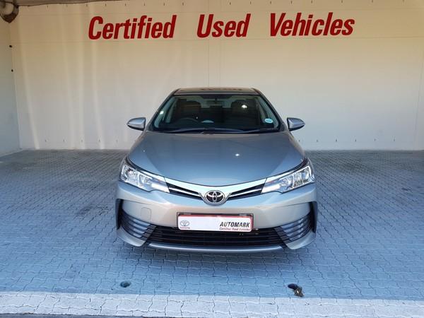 2018 Toyota Corolla 1.6 Prestige CVT Brendon  Western Cape Goodwood_0