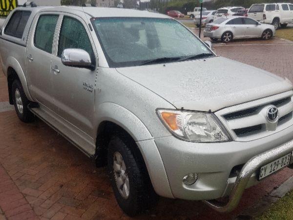 2007 Toyota Hilux 2.7vvt-i Raider DCab Brendon Western Cape Goodwood_0