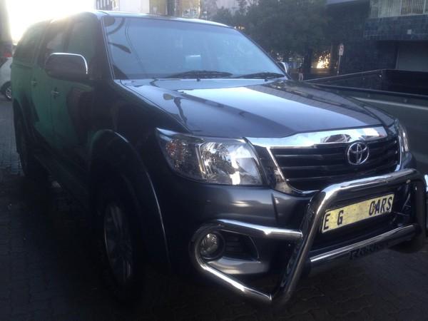 2012 Toyota Hilux 2.5 D-4d S Pu Sc  Gauteng Johannesburg_0