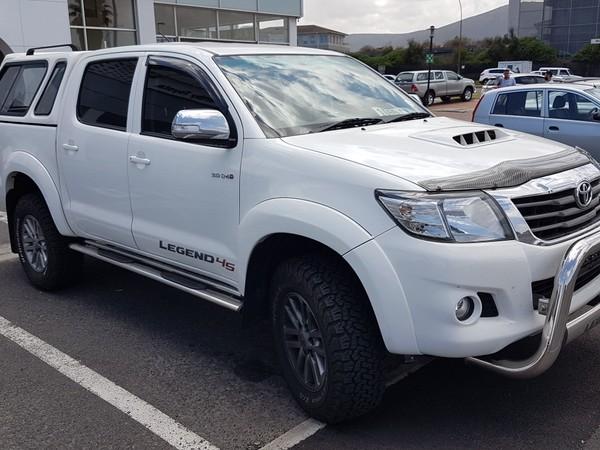 2015 Toyota Hilux 3.0 D-4D LEGEND 45 4x4 Auto Brendon Western Cape Goodwood_0