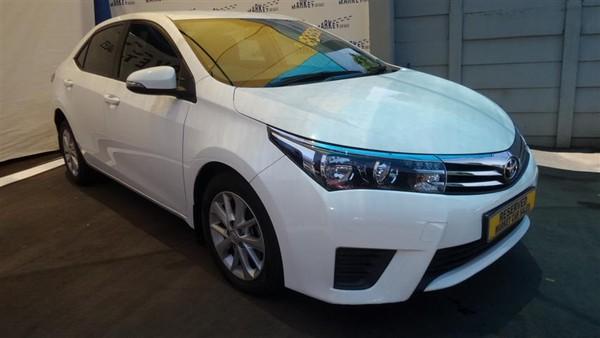 2016 Toyota Corolla 1.3 Esteem Gauteng Johannesburg_0