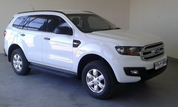 2017 Ford Everest 2.2 TDCi XLS 4X4 Western Cape Riversdale_0