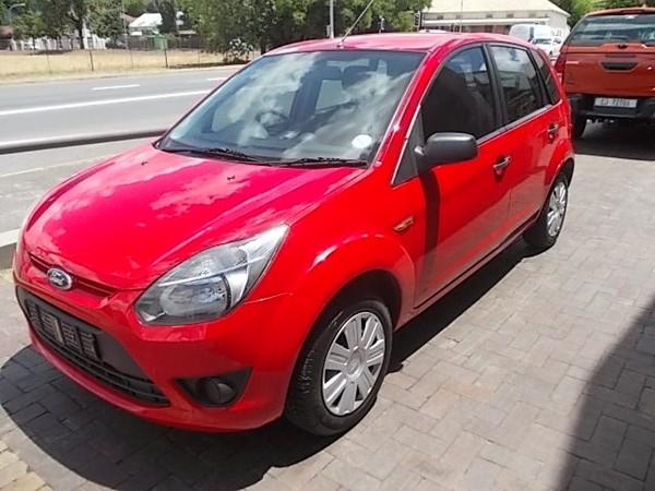 2012 Ford Figo 1.4 Ambiente  Western Cape Paarl_0