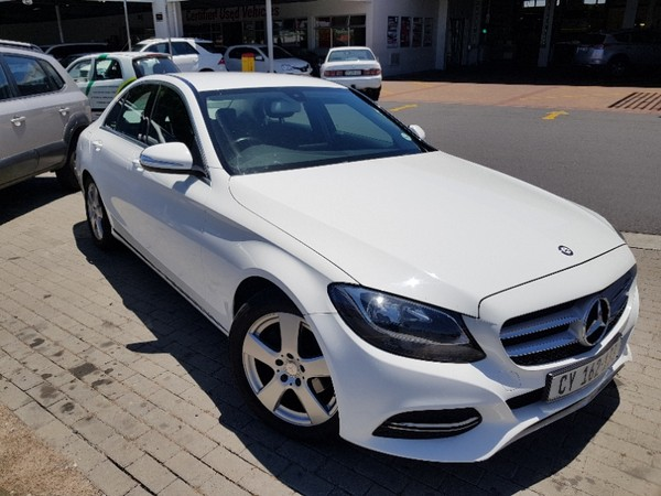 2015 Mercedes-Benz C-Class C180 Avantgarde Auto Brendon Western Cape Goodwood_0