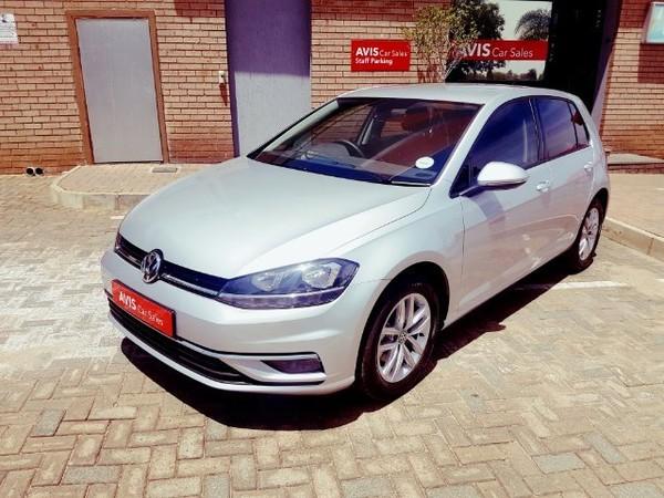 2018 Volkswagen Golf VII 1.4 TSI Comfortline DSG Gauteng Johannesburg_0