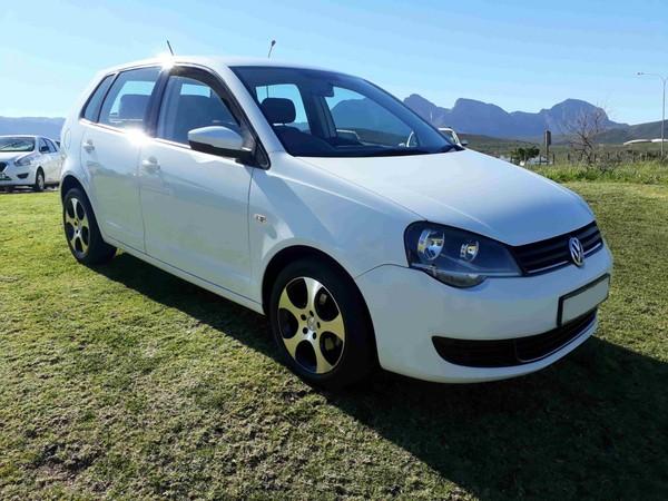 2014 Volkswagen Polo Vivo 1.6i GP COMFORTLINE 5DR Western Cape Worcester_0
