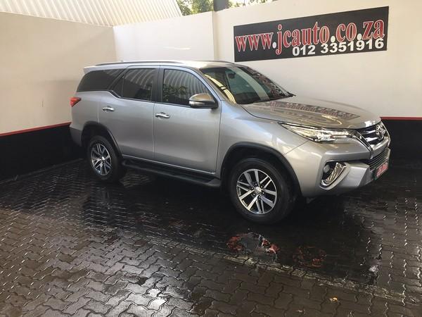 2016 Toyota Fortuner 2.8GD-6 RB Auto Gauteng Pretoria_0