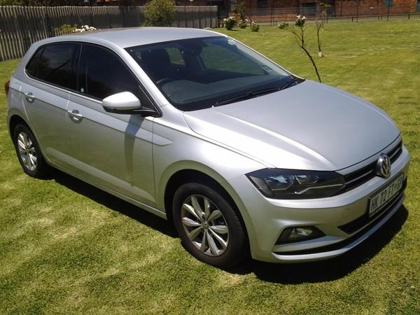 2018 Volkswagen Polo 1.0 TSI Comfortline Gauteng Nigel_0