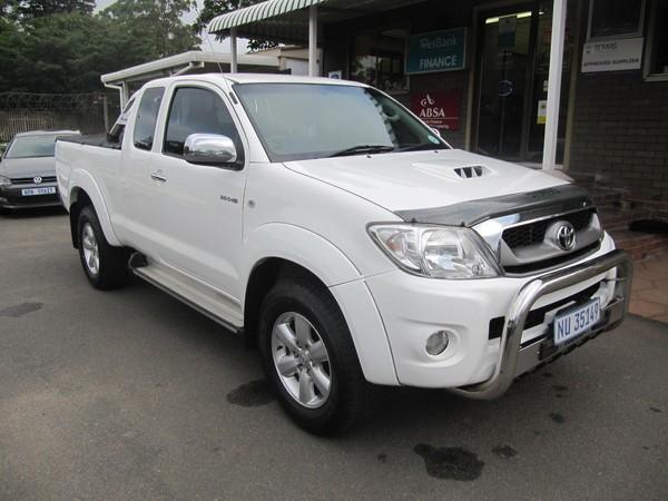 2011 Toyota Hilux 3.0d-4d Raider Xtra Cab Pu Sc  Kwazulu Natal Pinetown_0