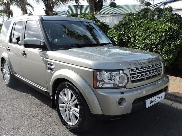 2011 Land Rover Discovery 4 3.0 Tdv6 Se  Western Cape Strand_0