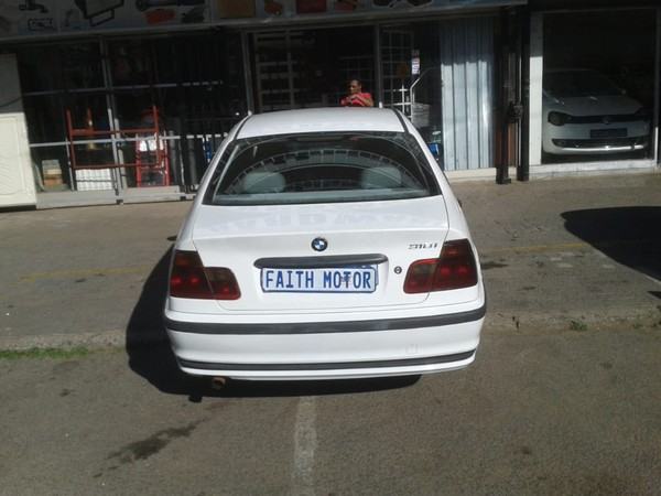 2000 BMW 3 Series 318 e46 fl Cash only Gauteng Johannesburg_0