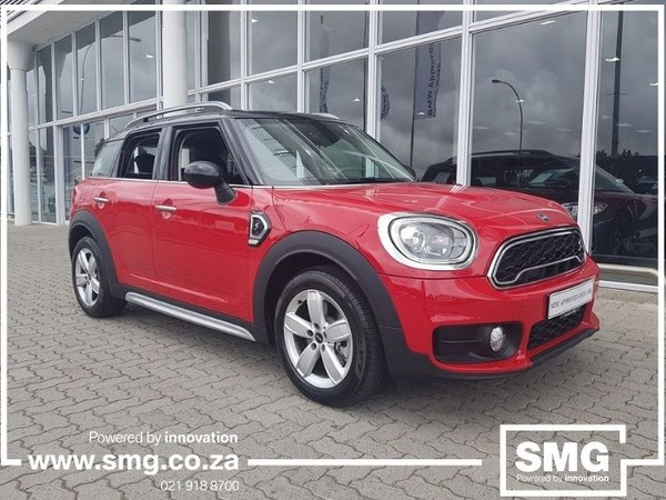 2018 MINI Cooper S Countryman Auto Western Cape Tygervalley_0