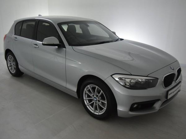 2017 BMW 1 Series 118i 5DR Auto f20 Gauteng Pretoria_0