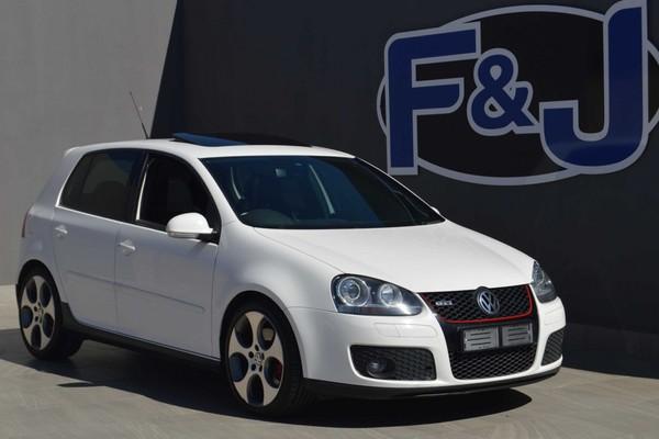 2009 Volkswagen Golf Gti 2.0t Fsi Dsg  Gauteng Vereeniging_0