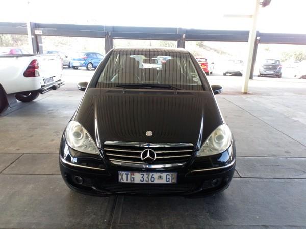 2006 Mercedes-Benz A-Class A 170 Classic At  Gauteng Johannesburg_0
