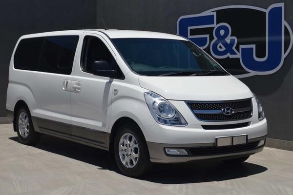 2015 Hyundai H1 2.5 CRDI Wagon Auto Gauteng Vereeniging_0