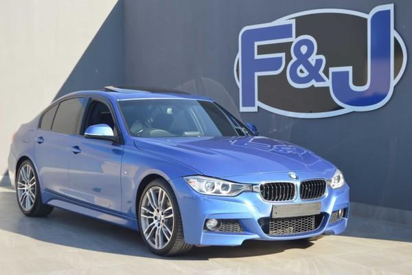 2014 BMW 3 Series 320i M SPORT AUTO F30 Gauteng Vereeniging_0