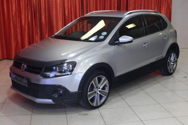 2011 Volkswagen Polo 1.6 Tdi Cross Comfortline Gauteng Nigel_0