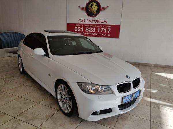 2011 BMW 3 Series 320d Sport At e90  Western Cape Diep River_0