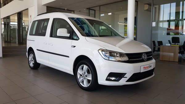 2017 Volkswagen Caddy 2.0TDi Trendline Eastern Cape Jeffreys Bay_0
