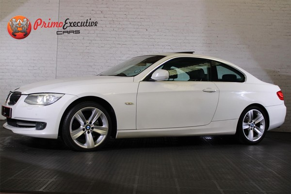 2010 BMW 3 Series 325i Coupe Individual At e92  Gauteng Edenvale_0
