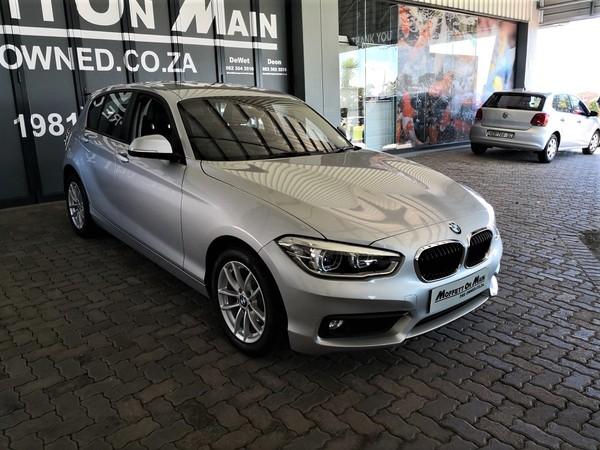 2016 BMW 1 Series BMW 118i Steptronic Eastern Cape Port Elizabeth_0