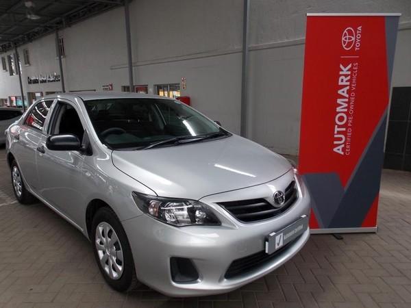 2014 Toyota Corolla Quest 1.6 Gauteng Pretoria North_0