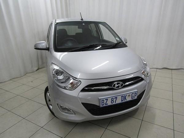 2012 Hyundai i10 1.1 Gls  Gauteng Johannesburg_0