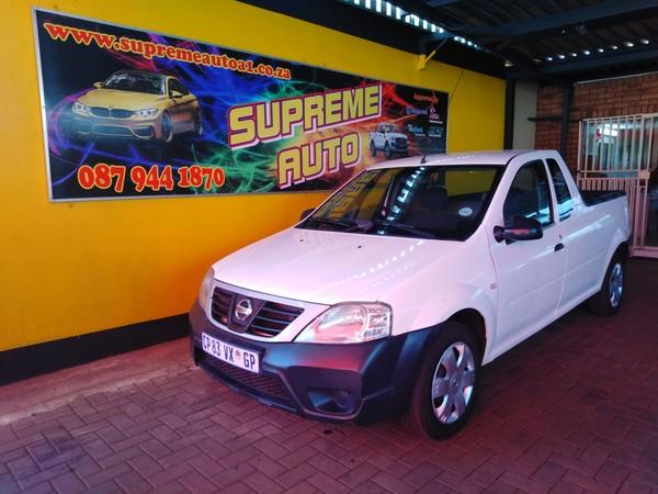 2012 Nissan NP200 1.6 Ac Pu Sc  Gauteng Pretoria_0