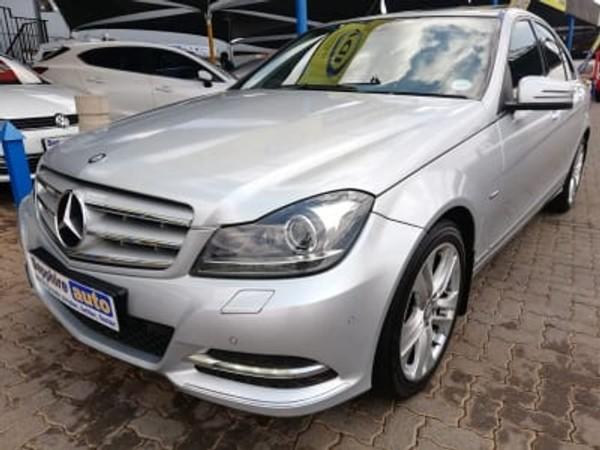 2012 Mercedes-Benz C-Class C200 Be Classic At  Gauteng Pretoria_0