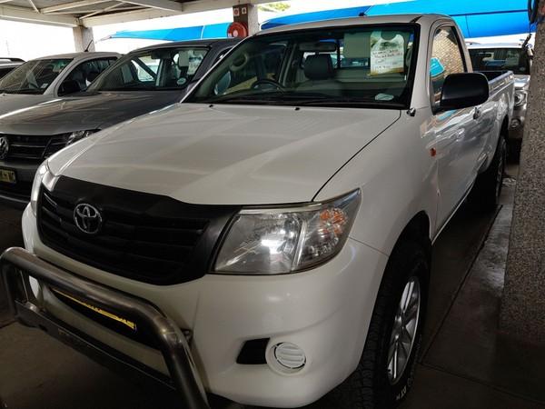 2013 Toyota Hilux 2.5 D-4d Srx Rb Pu Sc  Limpopo Polokwane_0