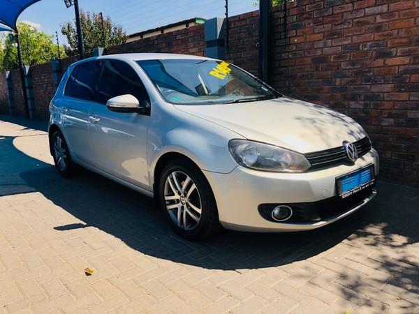 2010 Volkswagen Golf Vi 1.6 Tdi Bluemotion  Gauteng Pretoria_0