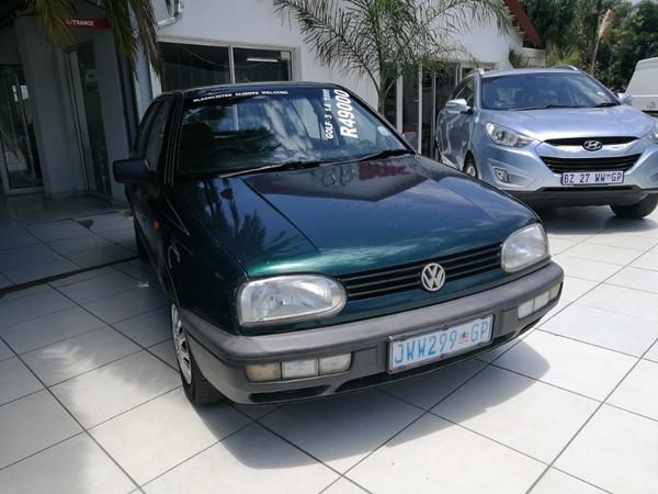 1995 Volkswagen Golf 3 Gs 1.6  Gauteng Kempton Park_0