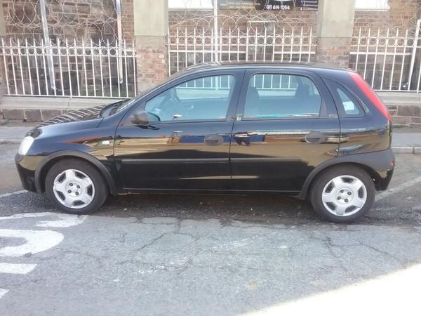2004 Opel Corsa 1.8 Gsi  Gauteng Johannesburg_0