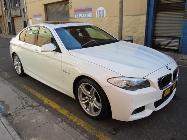 2013 BMW 5 Series 520i Auto M Sport Kwazulu Natal Durban_0