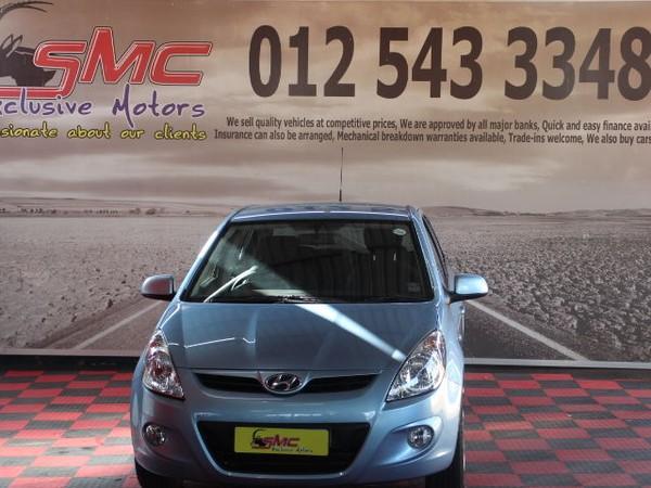 2011 Hyundai i20 1.6  Gauteng Pretoria_0