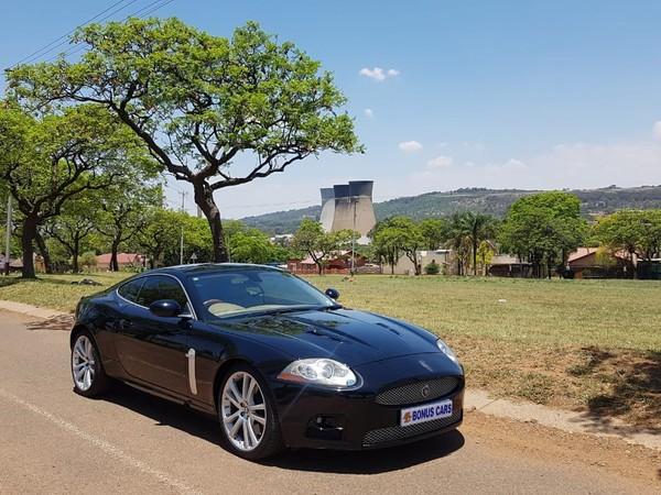2007 Jaguar XK Xkr Coupe Portfolio  Gauteng Pretoria West_0