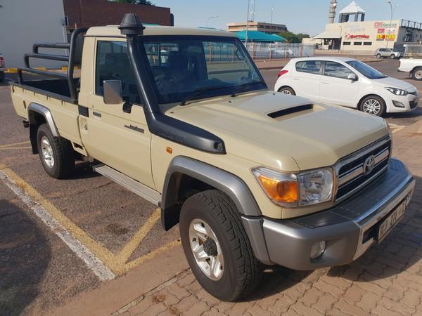 2016 Toyota Land Cruiser Toyota Lank Cruiser 70 4.5D SC Limpopo Lephalale_0