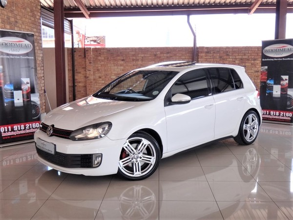 2010 Volkswagen Golf Vi Gti 2.0 Tsi Dsg  Gauteng Boksburg_0