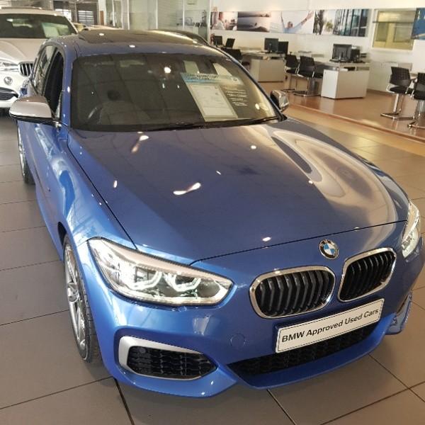 2017 BMW 1 Series M140i 5-Door Auto Gauteng Kempton Park_0