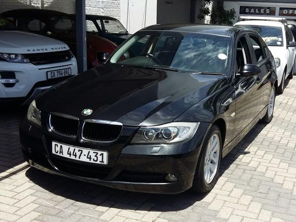 2008 BMW 3 Series 320i At e90  Western Cape Mowbray_0