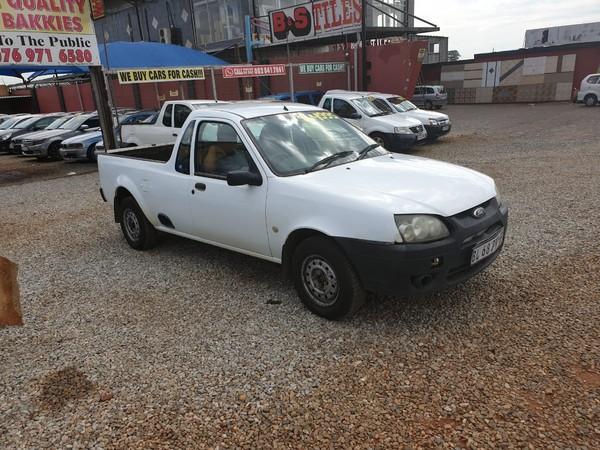 2011 Ford Bantam 1.3i Xl Ac Pu Sc  Gauteng Lenasia_0