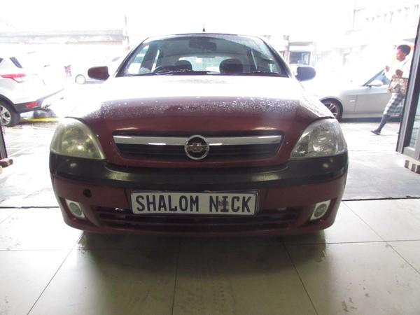 2005 Opel Corsa 1.6 Elegance  Gauteng Johannesburg_0