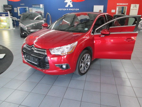 2015 Citroen DS4 1.6 Thp Sport 5dr At  Western Cape George_0