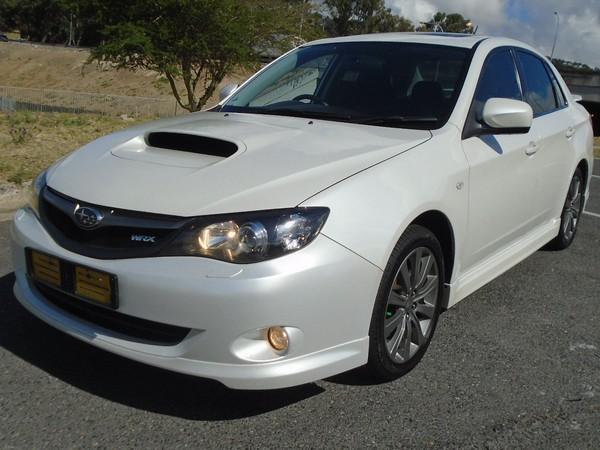 2010 Subaru Impreza 2.5 Wrx 5dr  Western Cape Bellville_0