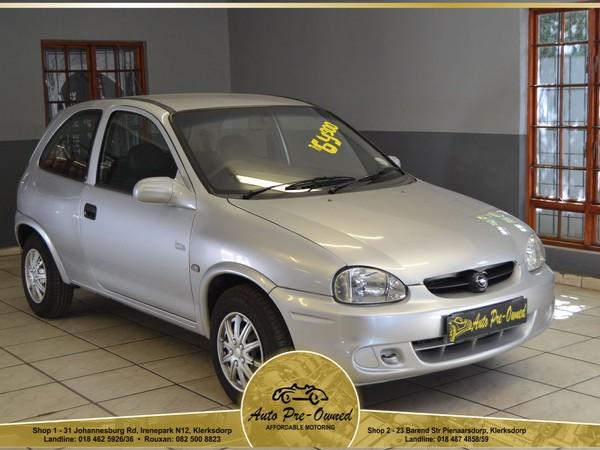 2008 Opel Corsa Lite Ac  North West Province Klerksdorp_0