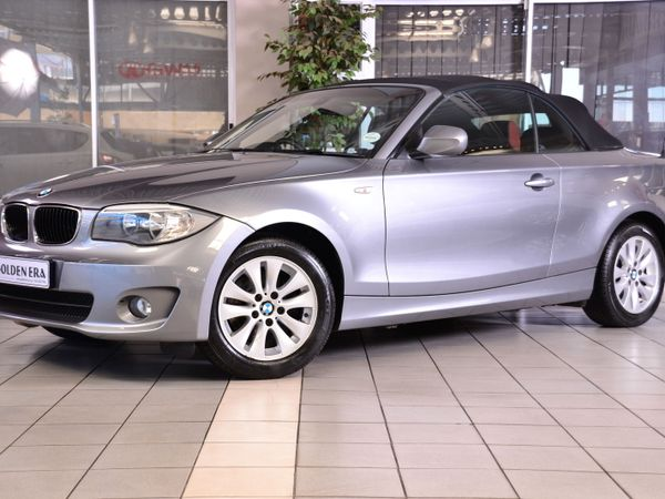 2011 BMW 1 Series 120i Convertible  Gauteng Pretoria_0