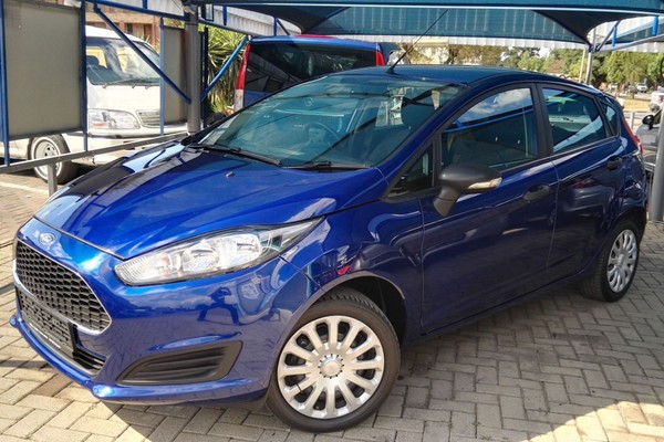 2017 Ford Fiesta 1.4 Ambiente North West Province Potchefstroom_0
