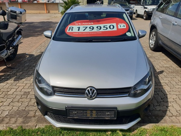 2014 Volkswagen Polo 1.6 Cross 5dr  Western Cape George_0