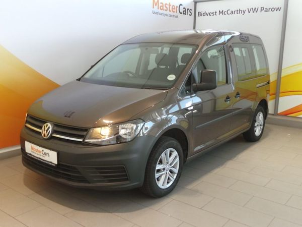 2018 Volkswagen Caddy Crewbus 2.0 TDI Western Cape Parow_0